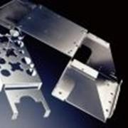 Гильотинная порезка металлопроката фото