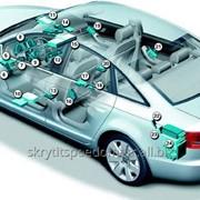 Комп'ютерна діагностика автомобіля фото