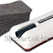 Очиститель магнитный с маркером DUO 2x3 (Польша) AS125 фото