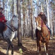 Конные походы по Уралу фото