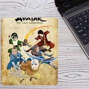 Коврик для мышки Аватар: Легенда об Аанге / Avatar: The Last Airbender №1 фото