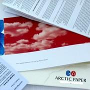 Бумага офсетная производства компании Arctic Paper (Польша)) фото
