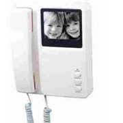 Установка видеодомофонов, черно-белый видеодомофон, вызывная панель фото