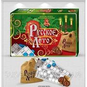 Настольная игра Русское Лото Danko Toys 001262 фото