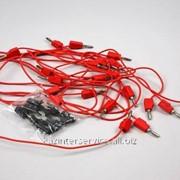 Комплект соединительных проводов (8 шт.) фото