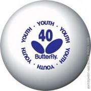 Мячи для настольного тенниса Butterfly Youth фото