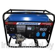 Электростанция ECO PE 3800 RS (3,5кВт) бензиновая, бензогенератор фото