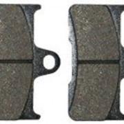 Колодки тормозные задние, комплект из 2 шт (500/А/2А, X6, X8) фото