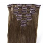 Волосы на заколках (трессы) фото