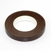 Флористическая лента - коричневая фото