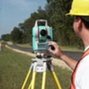 Инженерно-геодезические работы фото