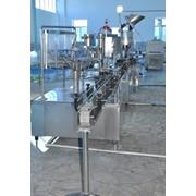 Линия по производству напитков и воды фото