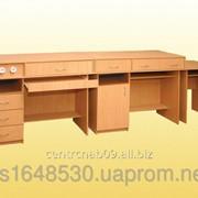 Комплект столов демонтарционных для кабинета физики 3 элемента.0198 фото