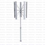 Вертикально-осевой ветрогенератор Falcon Euro -15 кВт фото
