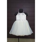 Нарядное платье для девочки фото