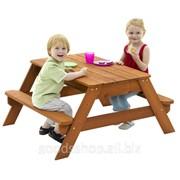 Детская песочница-стол Песочница -2 фото