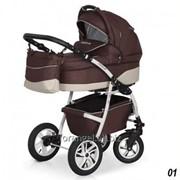 Детская универсальная коляска 2 в 1 Riko Modus 01 ( 1102-0261З) фото