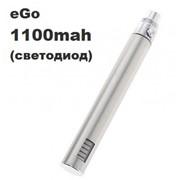 Аккумулятор-батарея eGo-VV1100mAh варивольт LED-экран фото