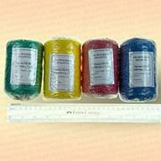 Нитка ПА-ПЭ 330 текс х 1 х 2 цвет бежевый фото