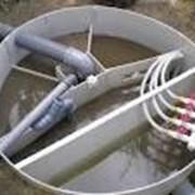Станции очистки сточных вод фото