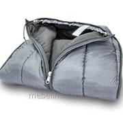 Спальный мешок-кокон фото