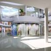 Торговый центр. фото