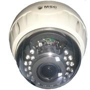 Антивандальная купольная IP камера, 1,3MP, (960P) фото