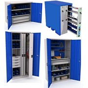 Шкафы инструментальные фото