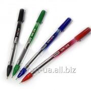 "Ручка масляная ""Goldex Grace"" 913 зеленая фото"