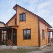 Деревяные дома фото