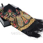 Павловопосадский платок фото