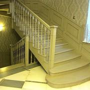 Производство лестниц для дома фото