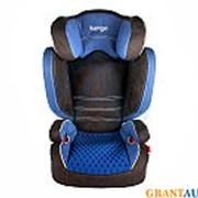 Кресло детское автомобильное KENGA BH-2311i premium синий фото