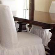 Пошив чехлов для стульев фото