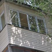 Балконы, лоджии. Остекление, утепление, отделка любой сложности! Стаж более 8-ми лет! фото