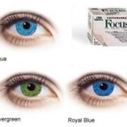 Линзы контактные цветные Focus Softcolors (Ciba Vision) фото