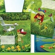 Размещение рекламы на обложках школьных тетрадей фото