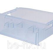 Ящик (контейнер, емкость) морозильной камеры с пиктограммой (средний) для холодильников Bosch 434357 фото