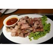 """Доставка вторых блюд - Мясо """"Пекин"""" (г) фото"""