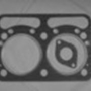 Ч10,5/13 - прокладка ГБЦ (160.03.012) и выхлопного коллектора (962.05.167) фото