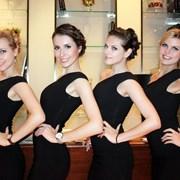 Заказать хостес /Хостесc на мероприятие Киев фото