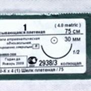 Шелк плетеный SK1120 М3 без иглы фото