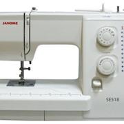 Швейная машина JANOME SE518 / Sewist 521 фото