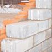 Ячеистый бетон фото