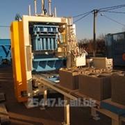 Стационарная машина по производству блоков Sumab E-300 фото
