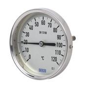 Биметаллический термометр - 52 фото