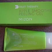 Яблочный пилинг-скатка Mizon Apple Smoothie Peeling Gel фото