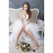 Свадебное платье Olik&Kate, белое фото