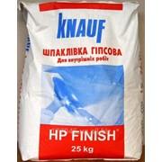 Шпаклевка Knauf Финиш 25 кг фото
