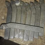 Резец подрезной отогнутый 12х16 т15к6 фото